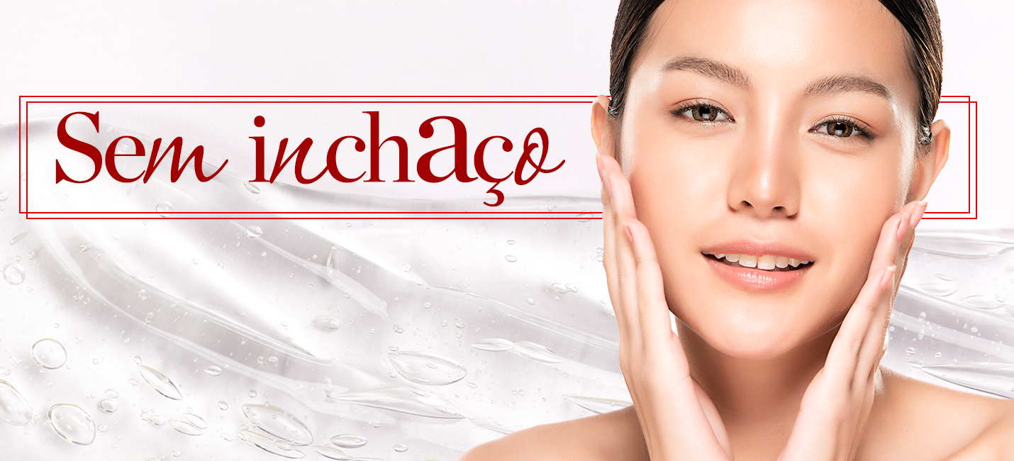 Como reduzir o inchaço facial