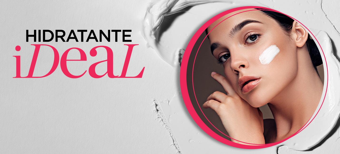 Hidratante facial para cada tipo de pele