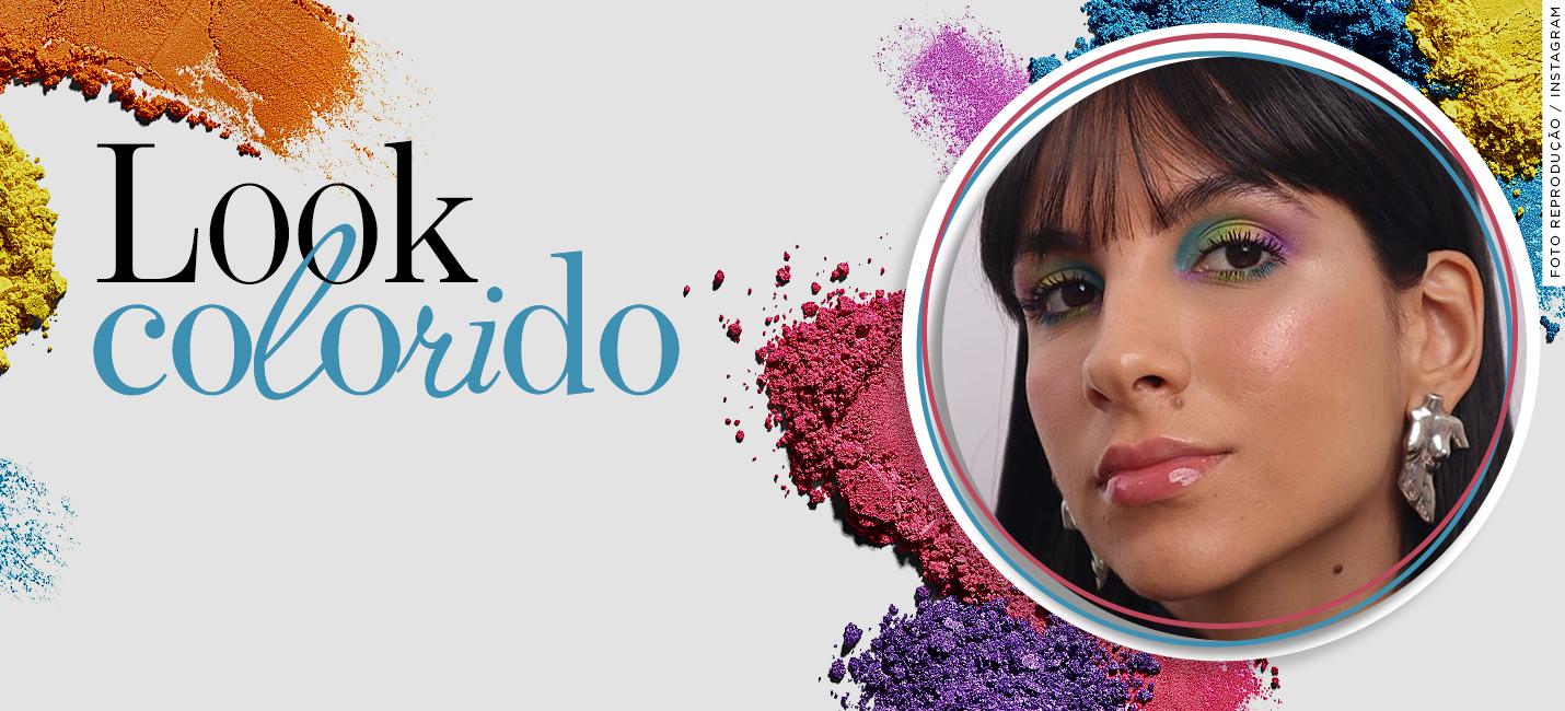 Como usar cores na maquiagem