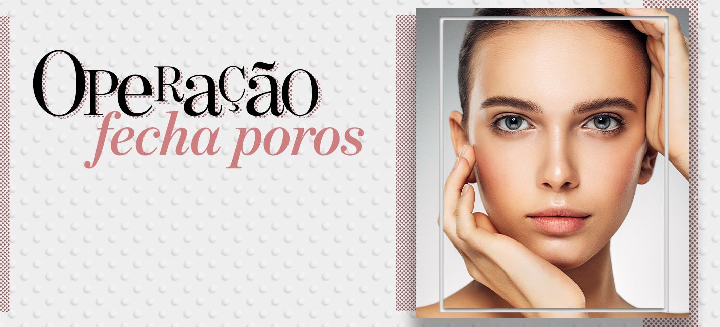 Principais causas dos poros dilatados