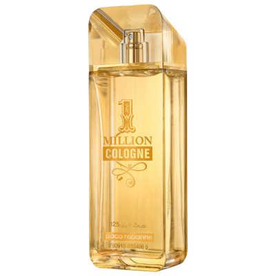 1 Million Cologne Paco Rabanne Eau de Toilette - Perfume Masculino 125ml