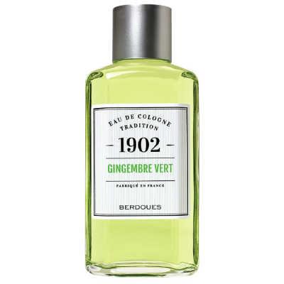 1902 Tradition Gingembre Vert Perfume Unissex - Eau de Cologne 245ml