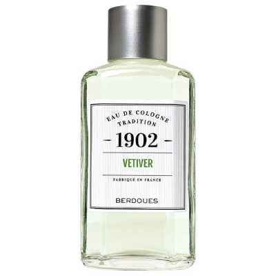 1902 Tradition Vetiver Perfume Unissex - Eau de Cologne 245ml