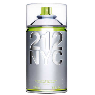 Carolina Herrera Perfume Feminino 212 Nyc Seductive Body - Eau de Toilette 250ml