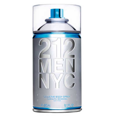 Carolina Herrera Perfume Masculino 212 Nyc Seductive Body - Eau de Toilette 250ml