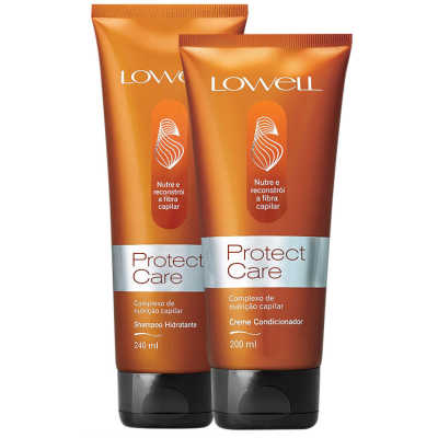 Lowell Protect Care Duo Kit (2 Produtos)