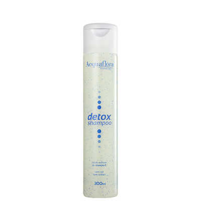 Acquaflora Detox - Shampoo 300ml