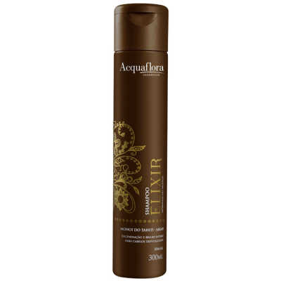 Acquaflora Elixir Normais ou Mistos - Shampoo 300ml