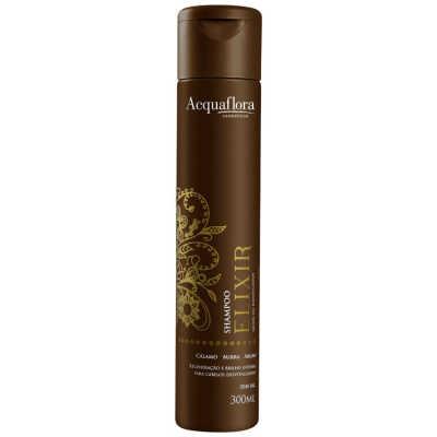 Acquaflora Elixir Secos e Danificados - Shampoo 300ml