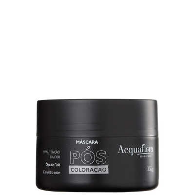 Acquaflora Pós-coloração - Máscara de tratamento 250g