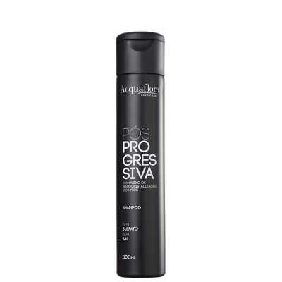 Acquaflora Pós-progressiva - Shampoo 300ml