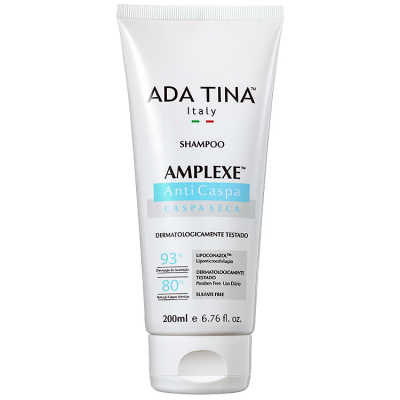 Ada Tina Amplexe Anticaspa Seca - Shampoo 200ml