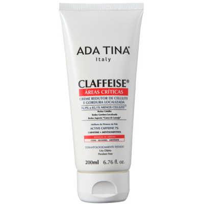 Ada Tina Claffeise Áreas Críticas - Creme Redutor de Celulite 200ml