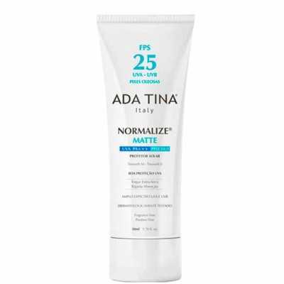 Ada Tina Normalize Matte Fps 25 Ppd 10,9 - Protetor Solar Facial 50ml