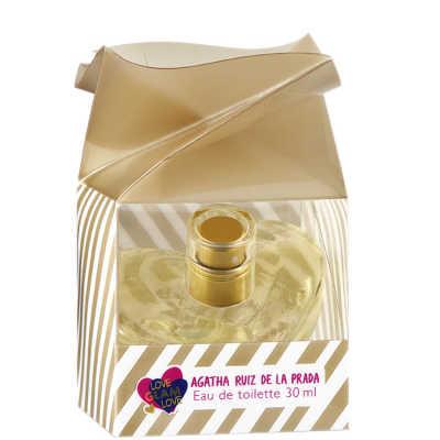Agatha Ruiz de La Prada Perfume Feminino Love Glam Love Edição Limitada - Eau de Toilette 30ml