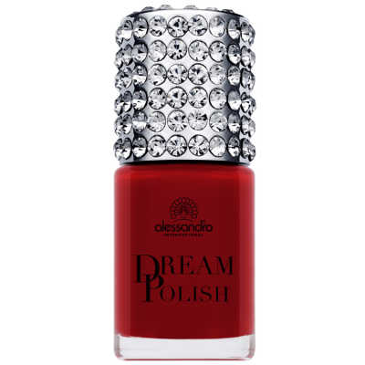 Alessandro Dream Polish Lady In Red - Esmalte 15ml