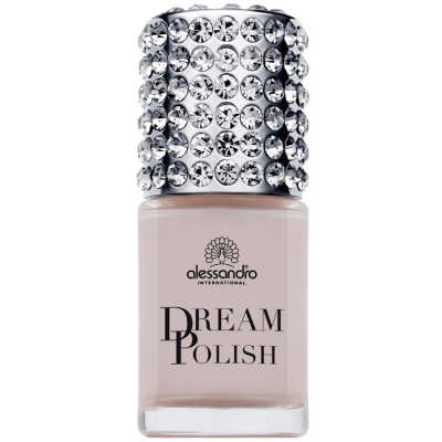 Alessandro Dream Polish Platinum - Esmalte 15ml