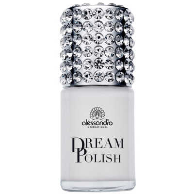 Alessandro Dream Polish Cashmere White - Base Fortalecedora 15ml