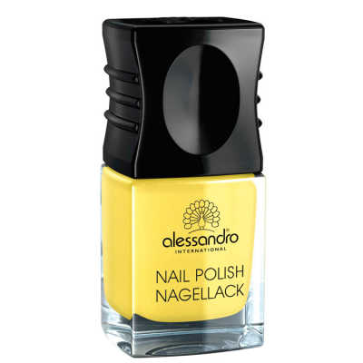 Alessandro Nail Polish Sparkling Lime - Esmalte 10ml