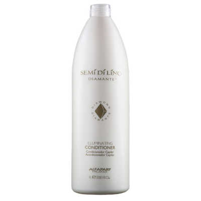 Alfaparf Semi di Lino Diamante Illuminating Conditioner - Condicionador 1000ml