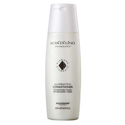Alfaparf Semi di Lino Diamante Illuminating Conditioner - Condicionador 250ml