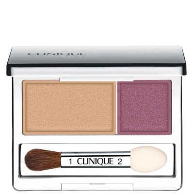 Clinique All About Shadows Beach Plum - Duo de Sombras 2,2g