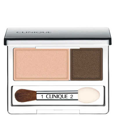 Clinique All About Shadows Neutral Territory - Duo de Sombras 2,2g