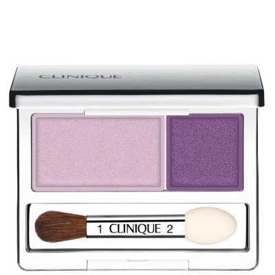 Clinique All About Shadows Twilight Mauve/Brandied Plum - Duo de Sombras 2,2g