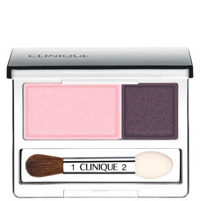 Clinique All About Shadows Uptown Downtown - Duo de Sombras