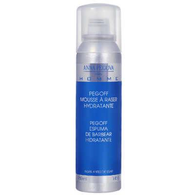 Anna Pegova Homme Pegoff Mousse À Raser Hydratante - Espuma de Barbear 150ml