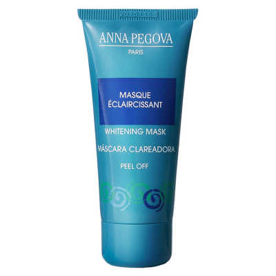 Anna Pegova Masque Éclaircissant Peel-Off - Máscara Clareadora 40ml