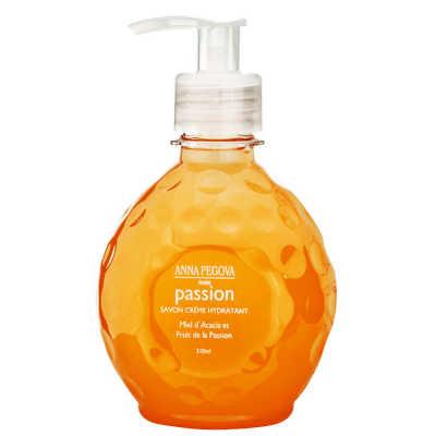 Anna Pegova Passion Savon Creme Hydratant Miel d' Acacia Et Fruit de La Passion - Sabonete 310ml