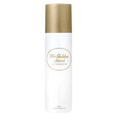 Antonio Banderas Her Golden Secret - Desodorante Feminino 150ml