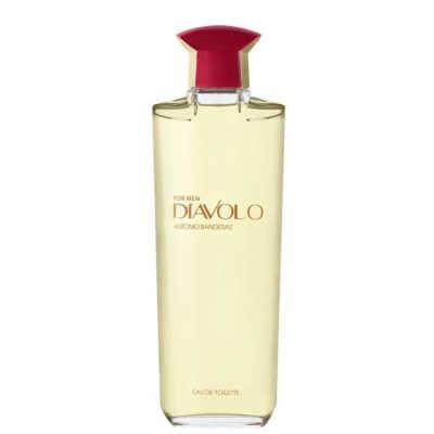 Antonio Banderas Perfume Masculino Diavolo - Eau de Toilette 200ml