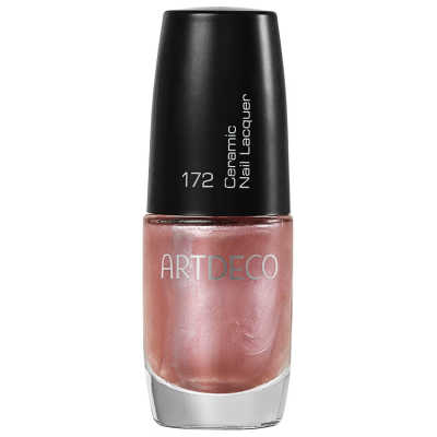 Artdeco Ceramic Nail Lacquer 172 Light Pearly Rose - Esmalte 6ml
