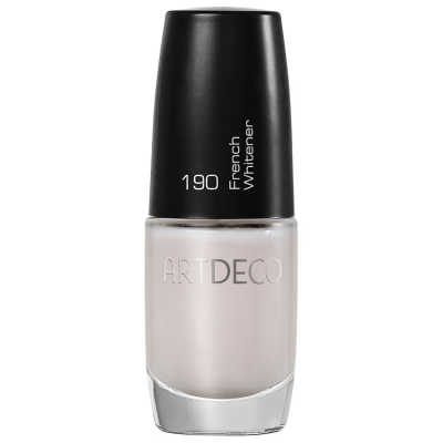 Artdeco Ceramic Nail Lacquer 190 French Whitener - Esmalte 6ml