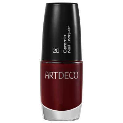 Artdeco Ceramic Nail Lacquer 20 Tango Red - Esmalte 6ml