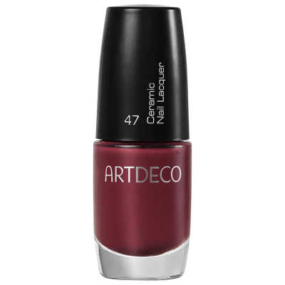 Artdeco Ceramic Nail Lacquer 47 Fragrant Rose - Esmalte 6ml