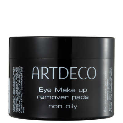 Artdeco Eye Make Up Remover Pads Non Oily - Demaquilante em Discos