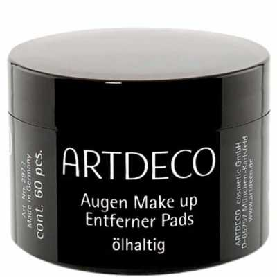 Artdeco Eye Make Up Remover Pads Oily - Demaquilante em Discos