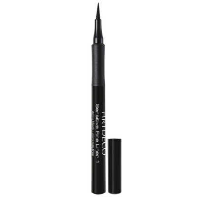 Artdeco Sensitive Fine Liner Black - Caneta Delineadora 1ml