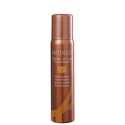 Artdeco Spray On Leg Foundation 5 Sun Tan - Spray Bronzeador 100ml