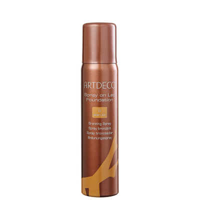 Artdeco Spray On Leg Foundation 8 Desert Sun - Spray Bronzeador 100ml