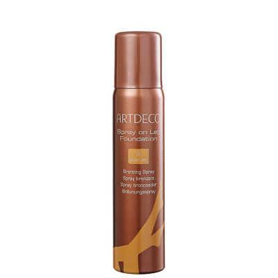 Artdeco Spray On Leg Foundation 8 Desert Sun - Spray Bronzeador 100ml