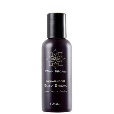 Asian Secret Reparador Extra Brilho - Finalizador 20ml