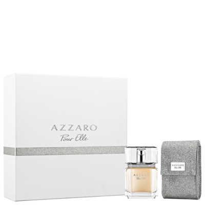 Conjunto Azzaro Pour Elle Feminino - Eau de Parfum 30ml + Nécessaire