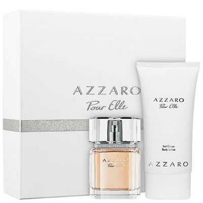 Azzaro Conjunto Feminino Pour Elle - Eau de Parfum 50ml + Loção Corporal 150ml