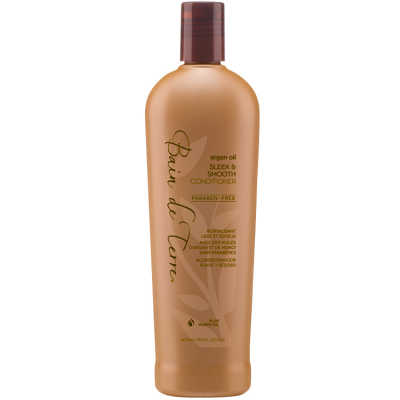 Bain de Terre Argan Oil Sleek & Smooth Conditioner - Condicionador 400ml
