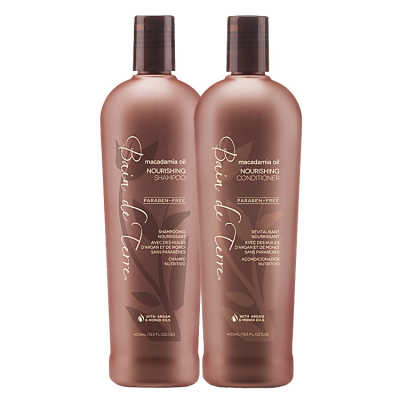 Bain de Terre Macadamia Oil Nourishing Duo Kit (2 Produtos)