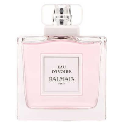 Balmain Eau d'Ivoire Pour Femme Perfume Feminino - Eau de Toilette 100ml
